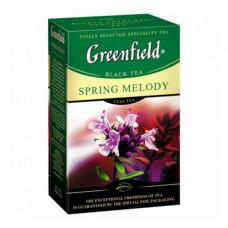 Чай розсипний Greenfield Spring melody чорний фруктово-травяний 100 г (02206)
