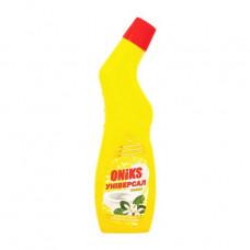 Чистячий засіб для унітаза Онікс універсал Лимон (03552)