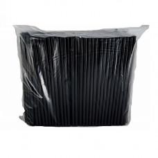 Соломка мохіто 210х3.0 мм 500 шт. Чорна (1050140)