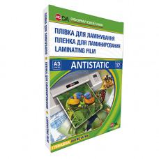 Плівка для ламінування D&A 303 х 426 мм 125 мкм 100 шт (11201011309YA)