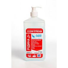 Засіб для дезінфекції рук Клін Стрім 1 л (KC-0021-1)