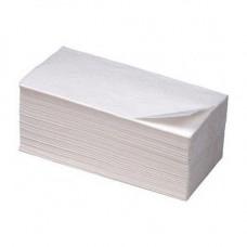 Рушники паперові Lux Large двошарові вузькопанельні Z-складання 200 листів Білі (2.200.0)