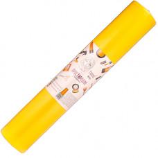 Простирадла одноразові Panni Mlada 0,8х100 м 20г/м2 зі спанбонду Жовті (20019060060)