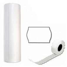 Цінники фігурні N2 1000 шт Білий (201206)
