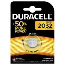 Батарейка літієва DURACELL 3V 2032 1 шт. (23369)