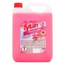 Засіб миючий універсальний Tytan Квіти 5 л (27420)
