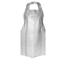 Фартух поліетиленовий Panni Mlada 0,8*1,25 м 100 шт. Білий (30066650010)
