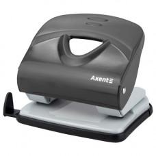 Діркопробивач Axent Exakt-2 30 арк. Чорний (3930-01-A)