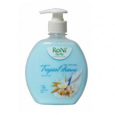 Крем-мило RoNi Tropical Dreams з гліцерином 450 мл (40511)