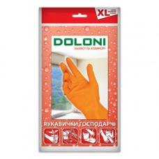 Рукавиці Doloni універсальні латексні XL 2 шт. (4563)