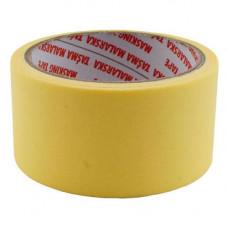 Клейка стрічка малярна Tasma 48 мм х 20 м Жовта (4820-320)