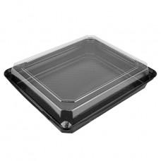 Контейнер одноразовий для суші з кришкою 174х270х30 мм (5040)