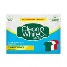 Мило господарське Duru Clean&White універсальне 4х125 г (5160)