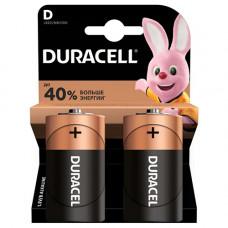 Батарейка лужна DURACELL D (LR20) 1 шт. (52512)