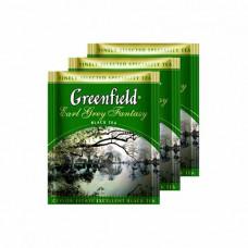 Чай пакетований Greenfield Earl Grey Fantasy чорний 100 шт. (06415)