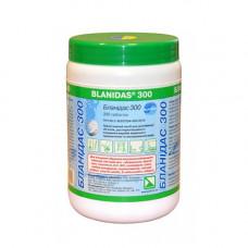 Засіб для дезінфекції поверхонь та медичних приладів Бланідас 300 1 кг в таблетках (630348)