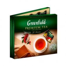 Набір чаїв пакетованих Greenfield асорті 96 шт. (806108)
