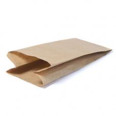 Пакет для бутербродів 23х10х5 см бурий (895479)
