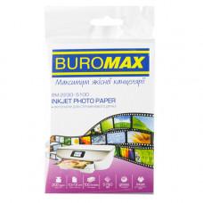 Фотопапір Buromax 100х150 мм 180г/м2 100 аркушів Глянцевий (BM.2230-4100)
