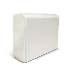 Серветки для диспенсера Papero 21х17 см 2L 200 шт. Білі (ND002)