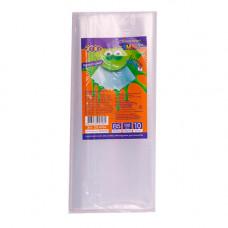 Обкладинки для зошитів Zibi 100 мкм 10 шт. Прозорі (ZB.4704)