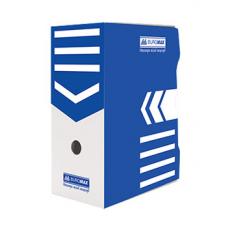 Архівний бокс Buromax для документів 150 мм Синій (BM.3262-02)