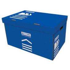 Архівний бокс Buromax для документів 560 мм Синій (BM.3270-02)