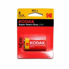 Батарейка Kodak Extra Heavy Duty 6F22 9V 1 шт. (30412781)