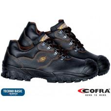 Черевики робочі Cofra Чорні (BRC-VOLGA 43)