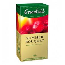 Чай пакетований Greenfield Summer Bouguet трав'яний малина 25 шт. (861948)