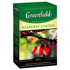 Чай розсипний Greenfield Barberry Garden чорний з барбарисом 100 г (62990)
