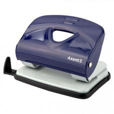Діркопробивач Axent Exakt-2 20 арк Синій (3920-02-A)