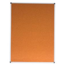 Дошка Buromax коркова 90х120 см Алюмінієва рамка (BM.0018)