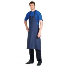 Фартух робочий Stuga з кишенею Синій (220272)
