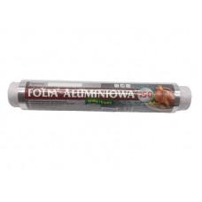 Фольга алюмінієва Полімер Ефект 0,28x150 м (03333)