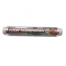 Фольга алюмінієва Полімер Ефект 0,28x50 м (3407)