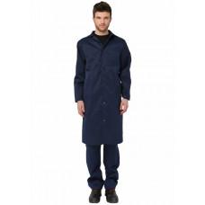 Халат робочий чоловічий STUGA Грета Темно-синій (22000804)