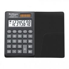 Калькулятор Brilliant кишеньковий 8-розрядний (BS-200X)
