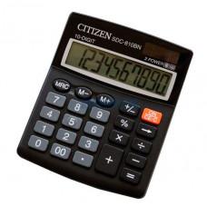 Калькулятор Citizen 10-розрядний (SDC-810BN)