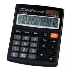 Калькулятор Citizen 12-розрядний (SDC-812BN)