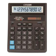 Калькулятор Citizen 12-розрядний (SDC-888 T II)