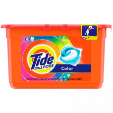 Капсули для прання Tide Color 3в1 12 шт. (58231)
