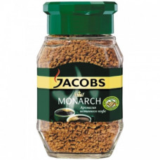 Кава Jacobs Monarch 190 г розчинна (324085)
