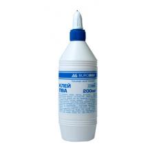 Клей канцелярський Buromax PVA 200 мл (BM.4853)