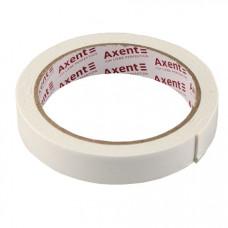 Клейка стрічка двостороння Axent на пінній основі 18 мм х 2 м (3111-A)