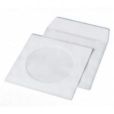Конверт Kuvert Ukraine CD NK 80 г/м2 Білий з вікном (12025)