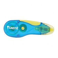 Коректор стрічковий Axent 5 мм х 5 м Синьо-жовтий (7006-01-A)