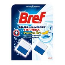 Кубик для унітаза Bref для туалетного бачка (97341)