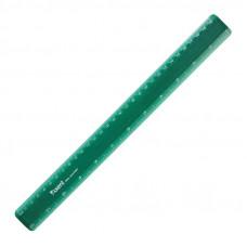 Лінійка Axent пластикова 30 см Зелена (7530-05-A)
