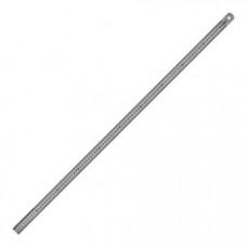 Лінійка сталева Axent 100 см Срібляста (7710-A)